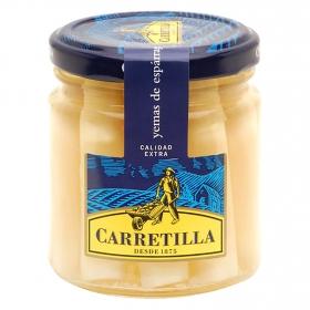 Yemas extra-gruesos Carretilla 115 g.