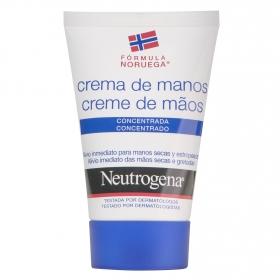 Crema de manos concentrada con perfume Neutrogena 50 ml.