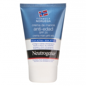 Crema de manos antiedad Neutrogena 50 ml.