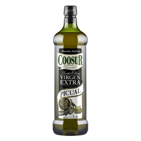Aceite de oliva virgen extra intenso Coosur 1 l.