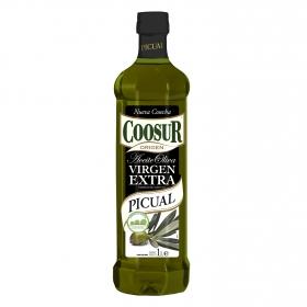 Aceite de oliva virgen extra sabor intenso variedad Picual