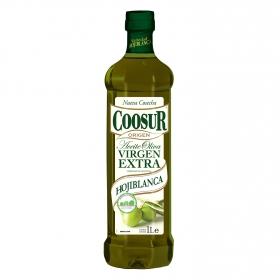 Aceite de oliva virgen extra variedad Hojiblanca