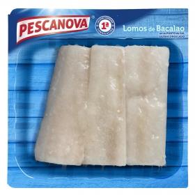 Lomos de bacalao Pescanova 300 g.
