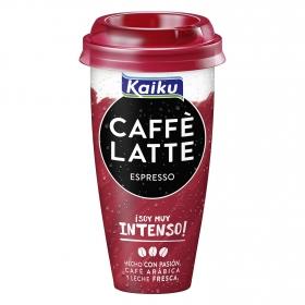 Café latte espresso Kaiku 230 ml.