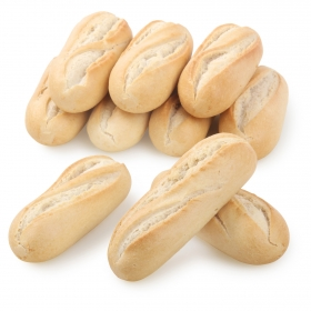 Pan de montaditos Carrefour 10 unidades de 30 g