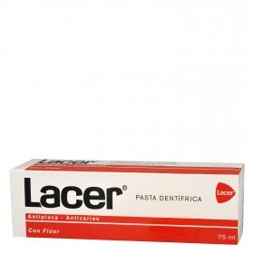 Pasta dentífria antiplacas-anticaries con flúor