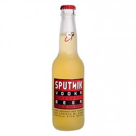 Cerveza aromatizada con vodka