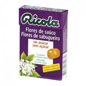 Caramelo Flores de saúco sin azúcares