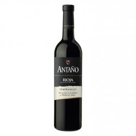 Vino D.O. Rioja tinto Antaño 75 cl.