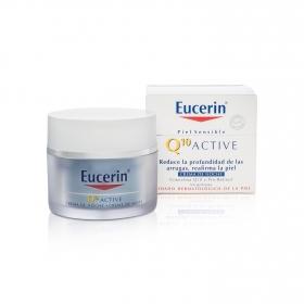 Crema Q10 Active noche Eucerin 50 ml.