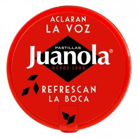 Pastillas de regaliz Juanola 27 g.