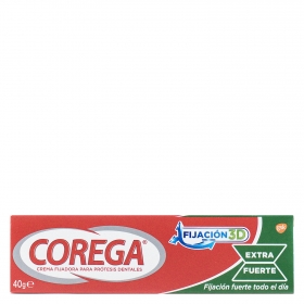 Crema fijadora para prótesis dentales EXTRA FUERTE