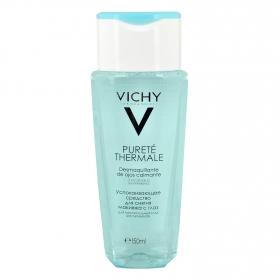 Desmaquillador para ojos sensibles Vichy 150 ml.
