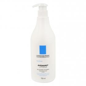 Gel de baño sin jabón con extracto de avena Avenamit