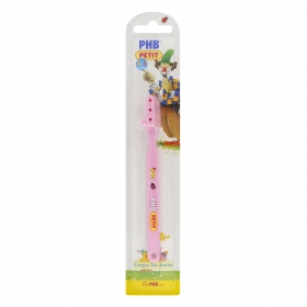 Cepillo dental infantil 2 a 5 años Phb 1 ud.