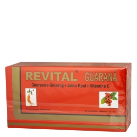 Guaraná complemento alimenticio