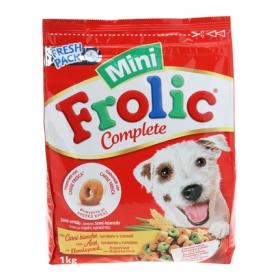 Alimento Semi-húmedo para Perro de Razas Pequeñas 1Kg