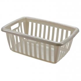 Cesto para la ropa de Plástico MONDEX 37 x 56,5 x 23 cm - Translúcido