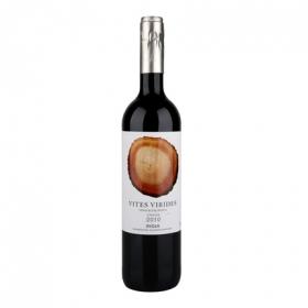 Vino D.O. Rioja tinto crianza ecológico