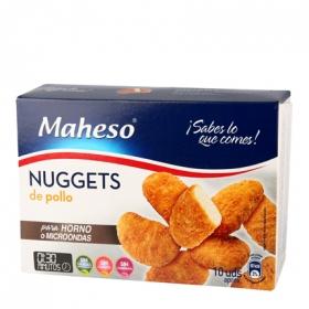Nuggets de pollo Maheso 260 g.