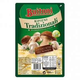 Ravioli de setas Buitoni al huevo 250 g.