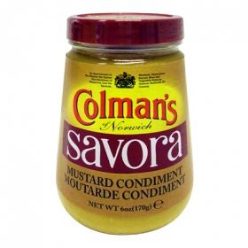 Mostaza Colmans tarro 170 g.