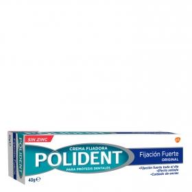 Crema fijadora para dentaduras postizas Original
