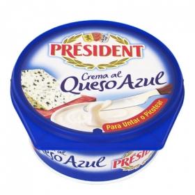 Crema al queso azul