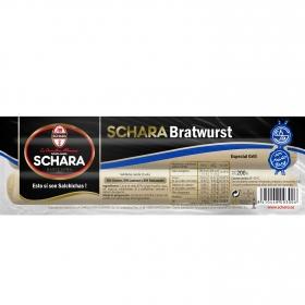 Salchichas Bratwurst especial Schara 200 g.