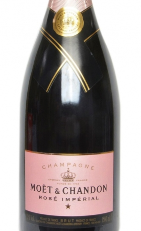 Moët & Chandon Rosé Impérial Champán rosado