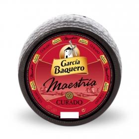 Queso curado mezcla graso García Baquero 1 kg aprox