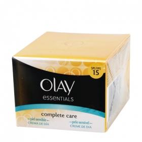 Crema complete care dia piel sensible Olay 50 ml.