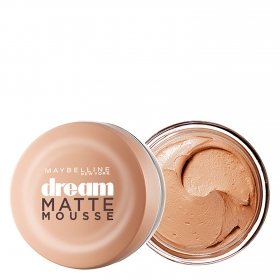 Maquillaje Dream Matte Mousse nº 30 Maybelline 1 ud.