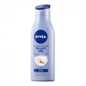Body milk Triple Acción para piel seca Nivea 400 ml.