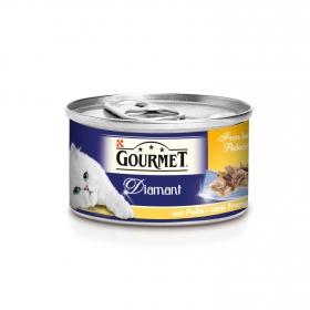 Comida para gatos Finas Lonchas de Carne Asada con Pollo