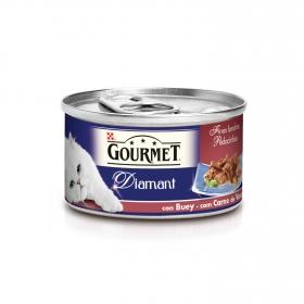 Comida para gatos Finas Lonchas de Carne Asada con Buey