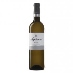 Vino D.O. Rioja blanco Azpilicueta 75 cl.