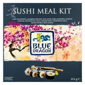 Sushi Meal Kit Blue Dragon 333 g.