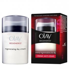 Crema Regeneradora Hidratante Tecnología avanzada Anti-edad Olay 50 ml.