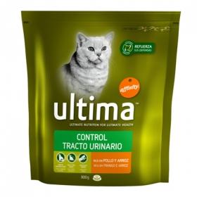Alimento Gato Seco Adulto Control Tracto Urinario con Pollo y Arroz
