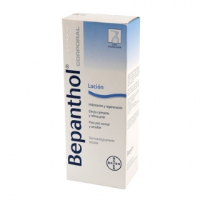 Bepanthol Loción Bayer 400 ml.