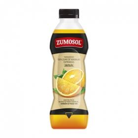 Zumo de naranjas 100% exprimidas sin pulpa