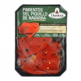 Pimiento Piquillo en tiras asado Dantza 160 g