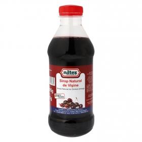 Sirope natural de cereza amarga