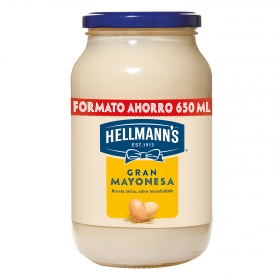 Mayonesa Hellmann's 650 ml.