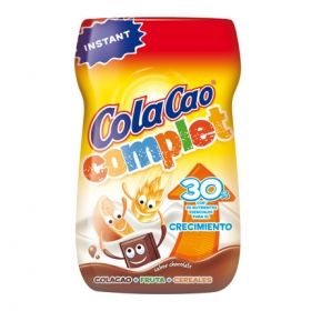 Cacao soluble instantáneo Cola Cao Complet 675 g.