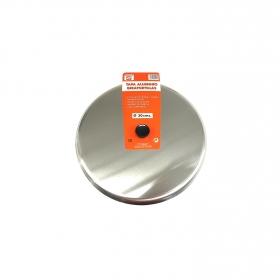 Tapa de Aluminio 30cm - Inox