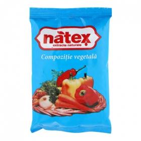 Sopa rústica de verduras deshidratado