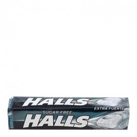 Caramelos Extra Fuerte Halls 32 g.