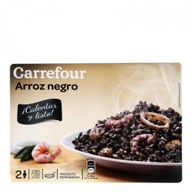 Arroz Negro Carrefour 320 g.